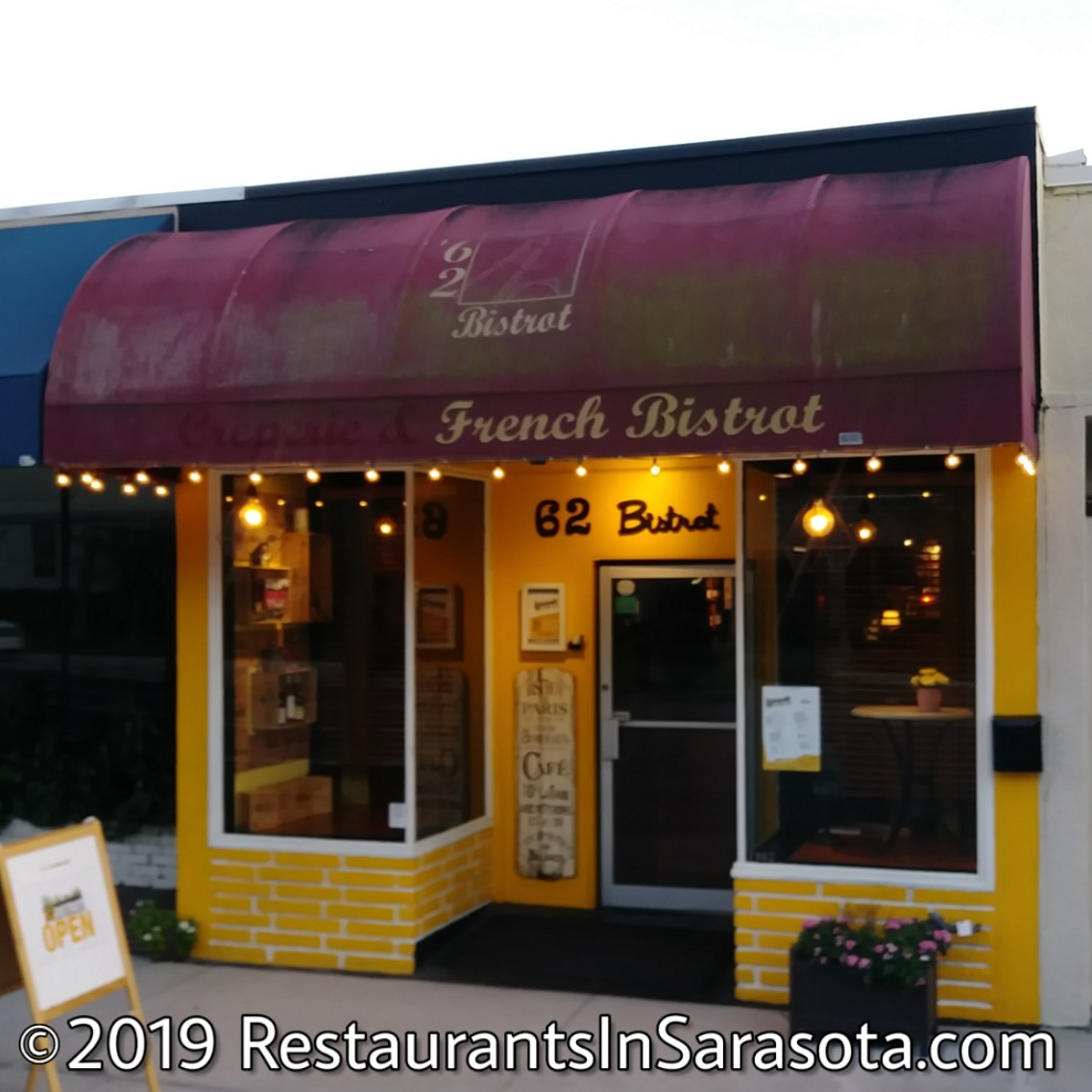 Photo of 62 Bistrot