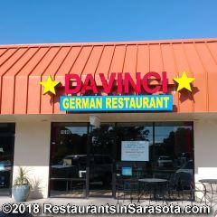 Da Vinci German Restaurant