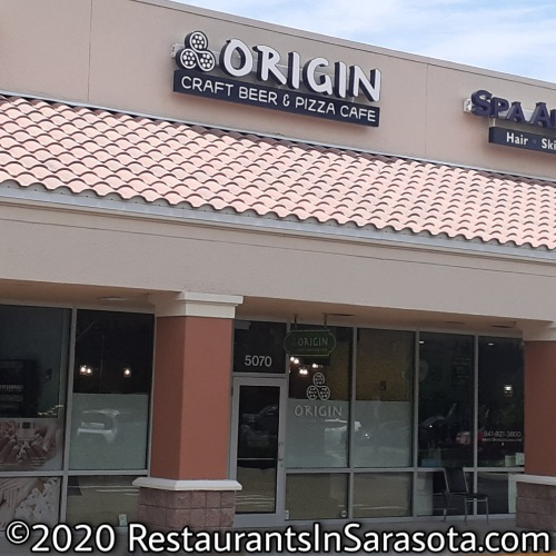 Photo of Origin Craft Beer And Pizza Cafe Palmer Ranch